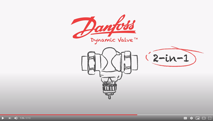 Danfoss Dynamic Valve Video